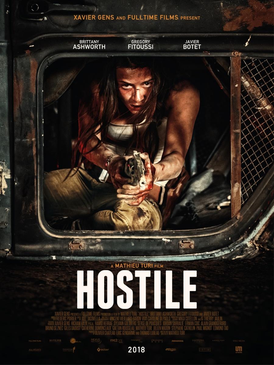 NAJAVA – Hostile (2017)