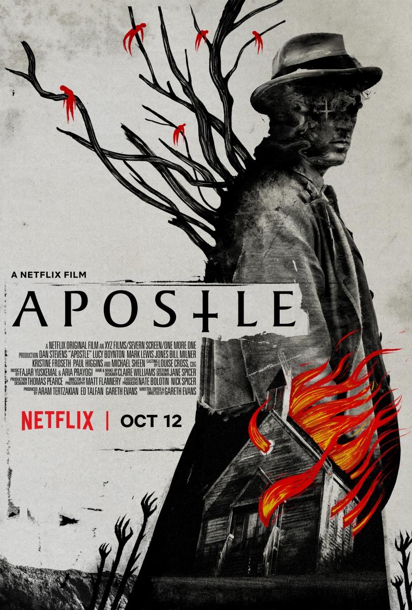 NAJAVA – Apostle (2018)
