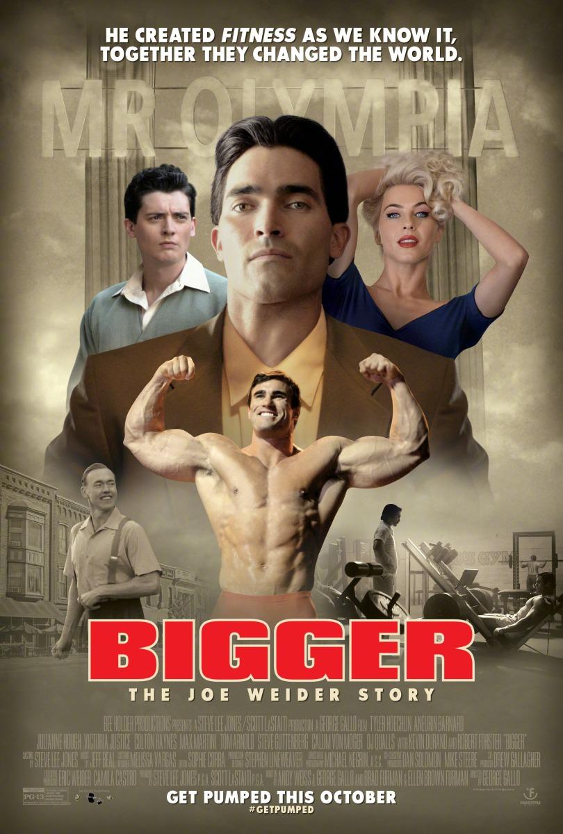 NAJAVA – Bigger (2018)