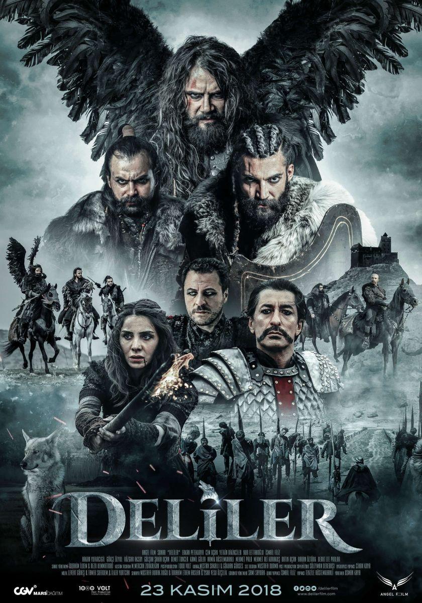 NAJAVA – Deliler (2018)