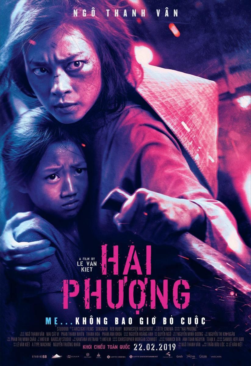 NAJAVA – Furie aka Hai Phượng (2019)