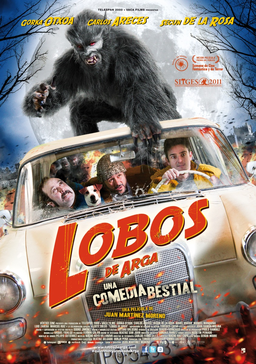 Dobar, loš – s ruba: Lobos de Arga a.k.a. Game of Werewolves (2011)