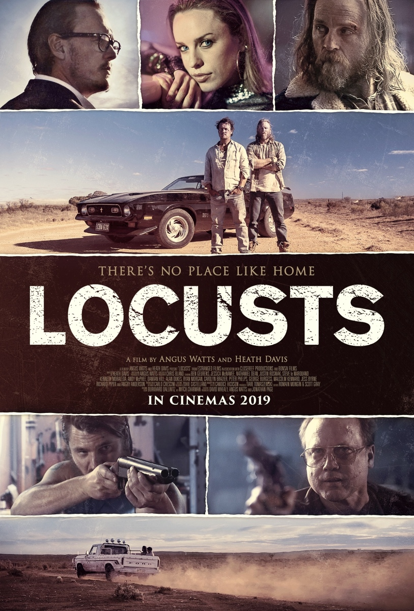 NAJAVA – Locusts (2019)